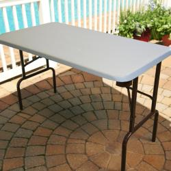Folding Table Tablecloth