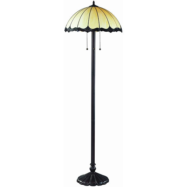 tiffany style victoria floor lamp 14199693 shopping. Black Bedroom Furniture Sets. Home Design Ideas