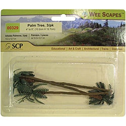 SCP Palm Tree (Pack of 3)