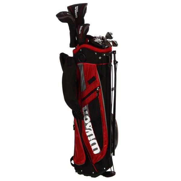 Wilson Women's Teen Profile 2012 15-piece Golf Club and Bag Set