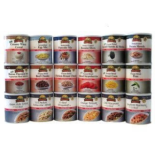 Augason Farms Simply Meal Pack with 30-year Shelf-life (612-servings)
