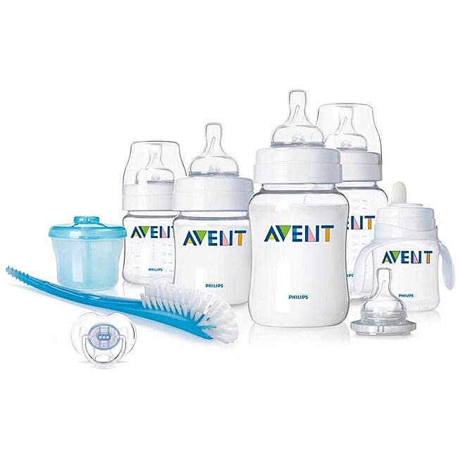 Philips AVENT Infant BPA-Free Bottle Starter Set