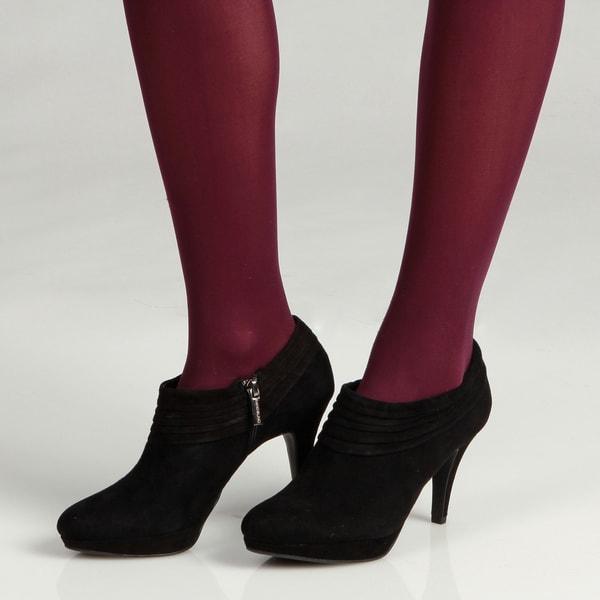 Bandolino Women's Pleated Side Booties