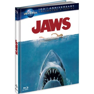 Jaws DigiBook (Blu-ray/DVD)