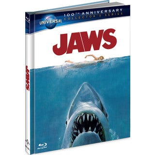 Jaws DigiBook (Blu-ray/DVD)