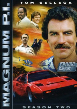 Magnum P.I.: The Complete Season Two (DVD)
