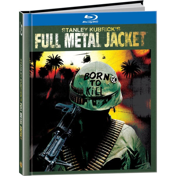 Full Metal Jacket 25th Anniversary DigiBook (Blu-ray Disc) 8990994