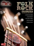 Folk Rock Favorites: For Strum & Sing Guitar (Paperback)