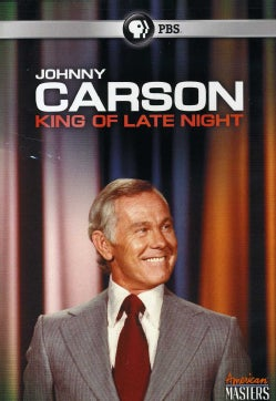 American Masters: Johnny Carson- King of Late Night (DVD)