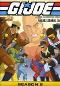 G.I. Joe: A Real American Hero: Season 2 Series 2 (DVD)
