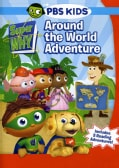 Super Why!: Around The World Adventure (DVD)