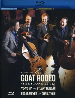 The Goat Rodeo Sessions Live (Blu-ray Disc)