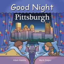 Good Night Pittsburgh (Board book)