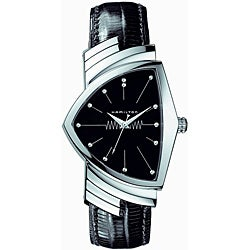 Hamilton Men's Ventura Black Dial Watch