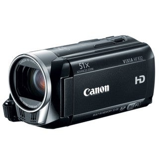 Canon Vixia HF R32 32GB HD Digital Camcorder