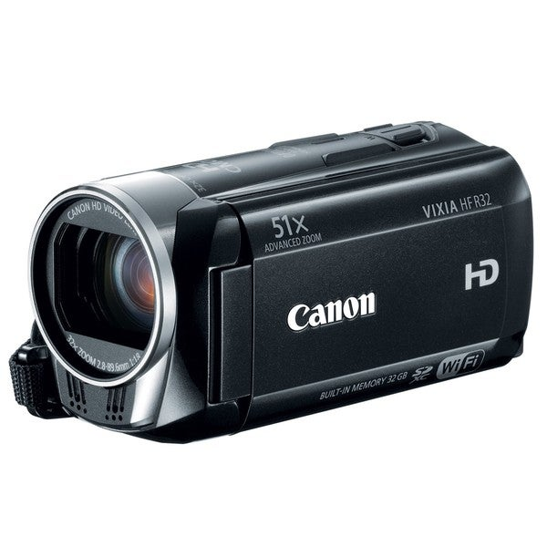 Canon Vixia HF R32 32GB HD Digital Camcorder