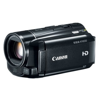 Canon Vixia HF M500 HD Digital Camcorder