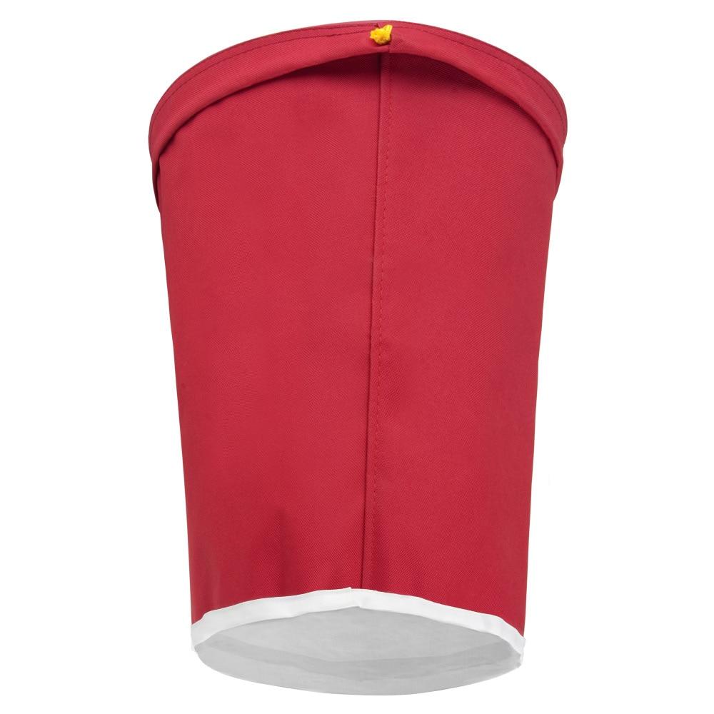 Virtual Sun 32 Gallon 160 Micron Red Herbal Extract Bubble Bag