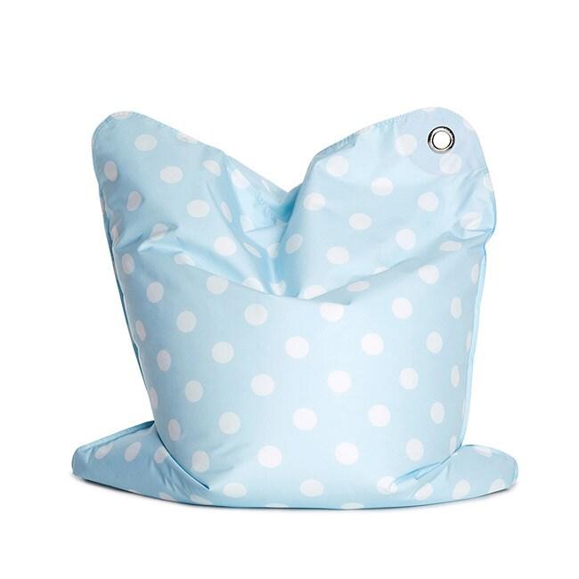 Sitting Bull Mini Bebe Blue Fashion Bean Bag Chair