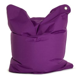 Sitting Bull The Bull Violet Bean Bag