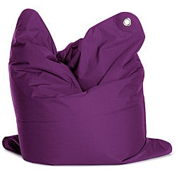 Sitting Bull Medium Bull Violet Bean Bag