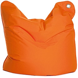Sitting Bull Medium Bull Orange Bean Bag