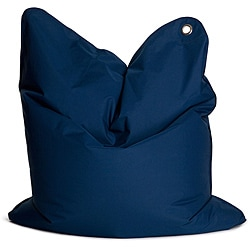 Sitting Bull Dark Blue Medium Bull Tween Bean Bag Chair
