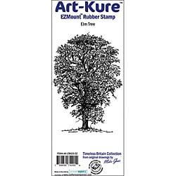 Art-Kure 'Elm Tree' EZMount Cling Stamp