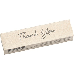 Hero Arts Little Greetings Thank You Mounted Rubber Stamp