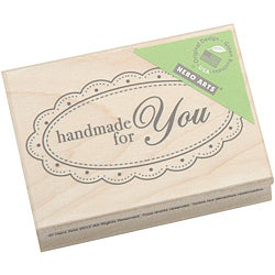 Hero Arts Handmade Mounted Rubber Stamp