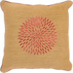 Decorative Salus 18-inch Down Pillow