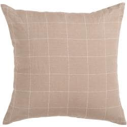 Decorative Pales 22-inch Down Pillow
