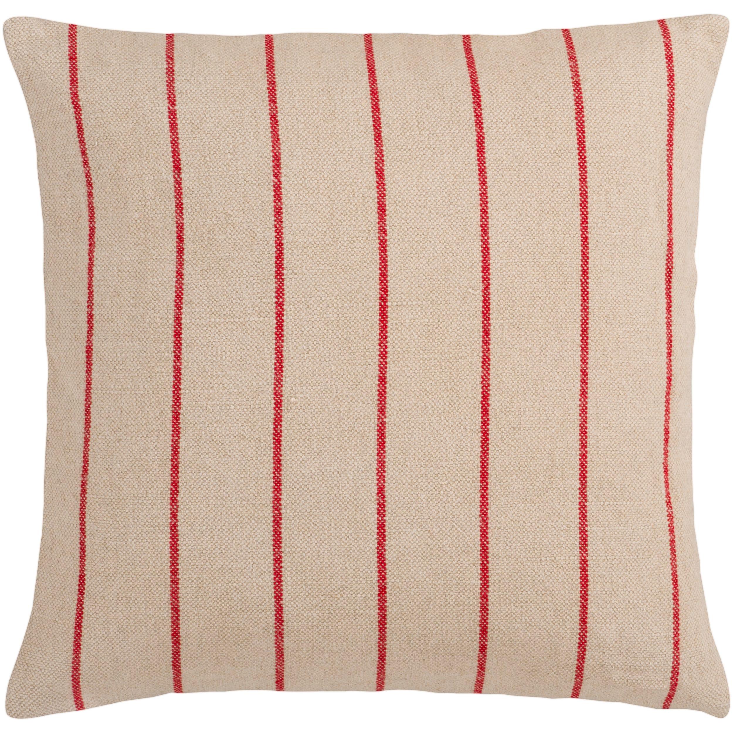 Decorative Liber 22-inch Down Pillow