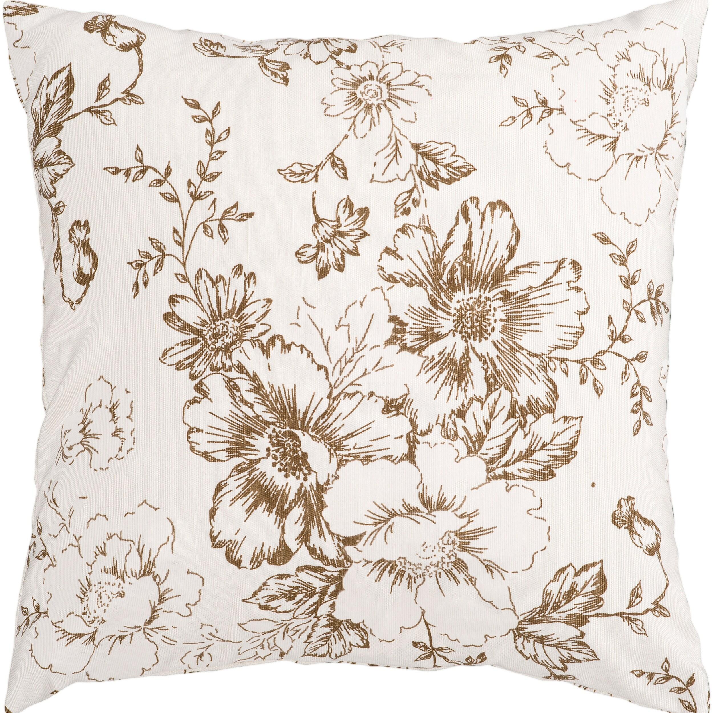 Decorative Minerva 22-inch Pillow