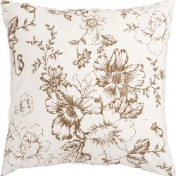 Decorative Minerva 22-inch Down Pillow