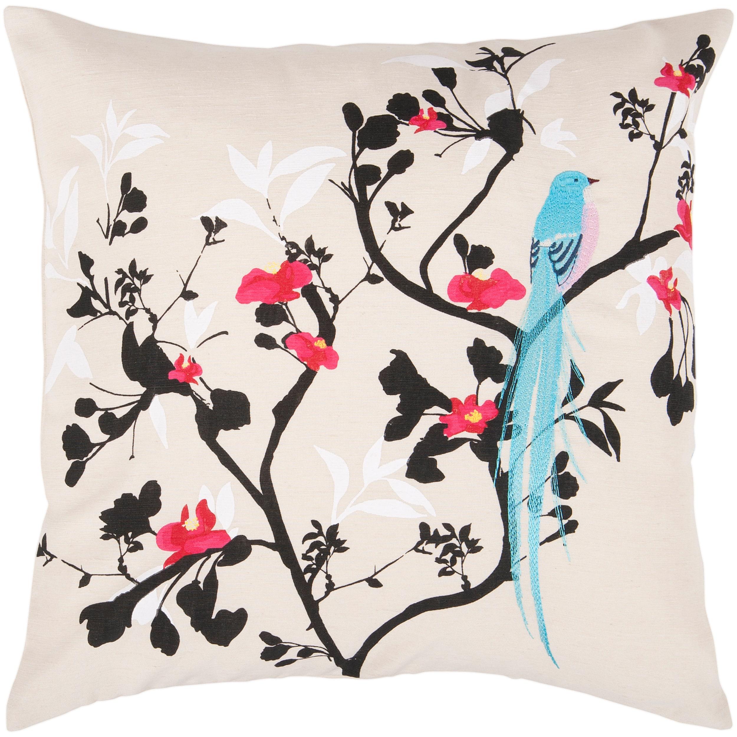 Decorative Luna 22-inch Down Pillow