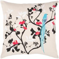 Decorative Luna 22-inch Down Pillow