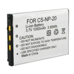 BasAcc Compatible Li-ion Battery for Casio NP-20