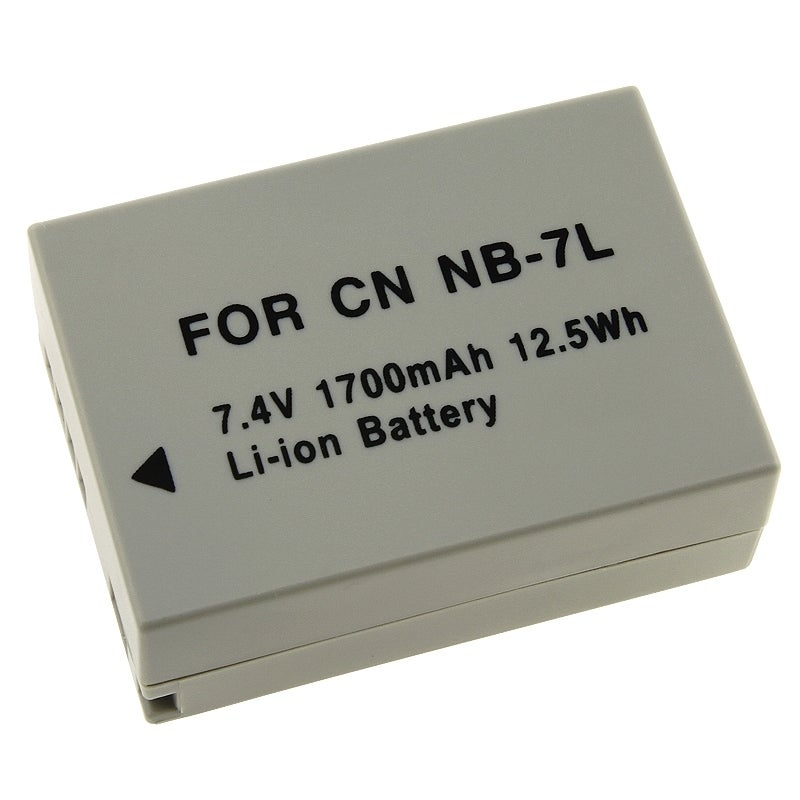 INSTEN Compatible Li-ion Battery for Canon NB-7L