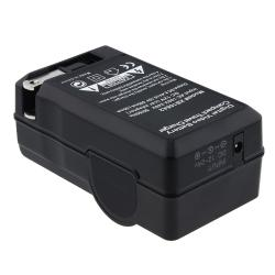 BasAcc Compact Battery Charger Set for Canon NB-2L/ BP-2L12/ BP-2L14