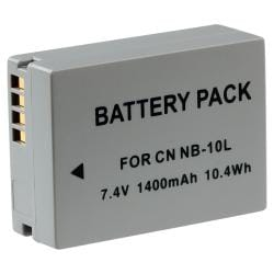 BasAcc Compatible Li-ion Battery for Canon NB-10L