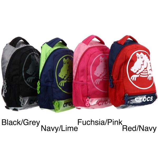 Crocs 16-inch Kids Backpack