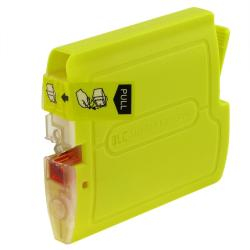 BasAcc Brother compatible LC51Y Yellow Ink Cartridge