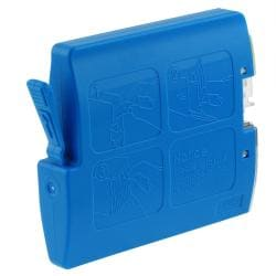 INSTEN Brother compatible LC51C Cyan Ink Cartridge