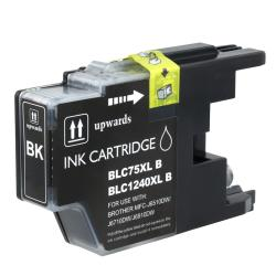 BasAcc Brother compatible LC75BK High-yield Black Ink Cartridge