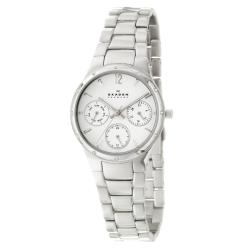 Skagen Women's 'Sport' Stainless Steel Crystals Watch