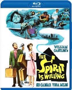 The Spirit Is Willing (Blu-ray Disc)