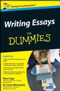 Writing Essays for Dummies (Paperback)