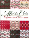 Monk's Cloth Afghans for Christmas (Paperback)