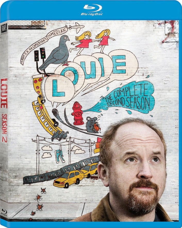 Louie: The Complete Second Season (Blu-ray Disc)